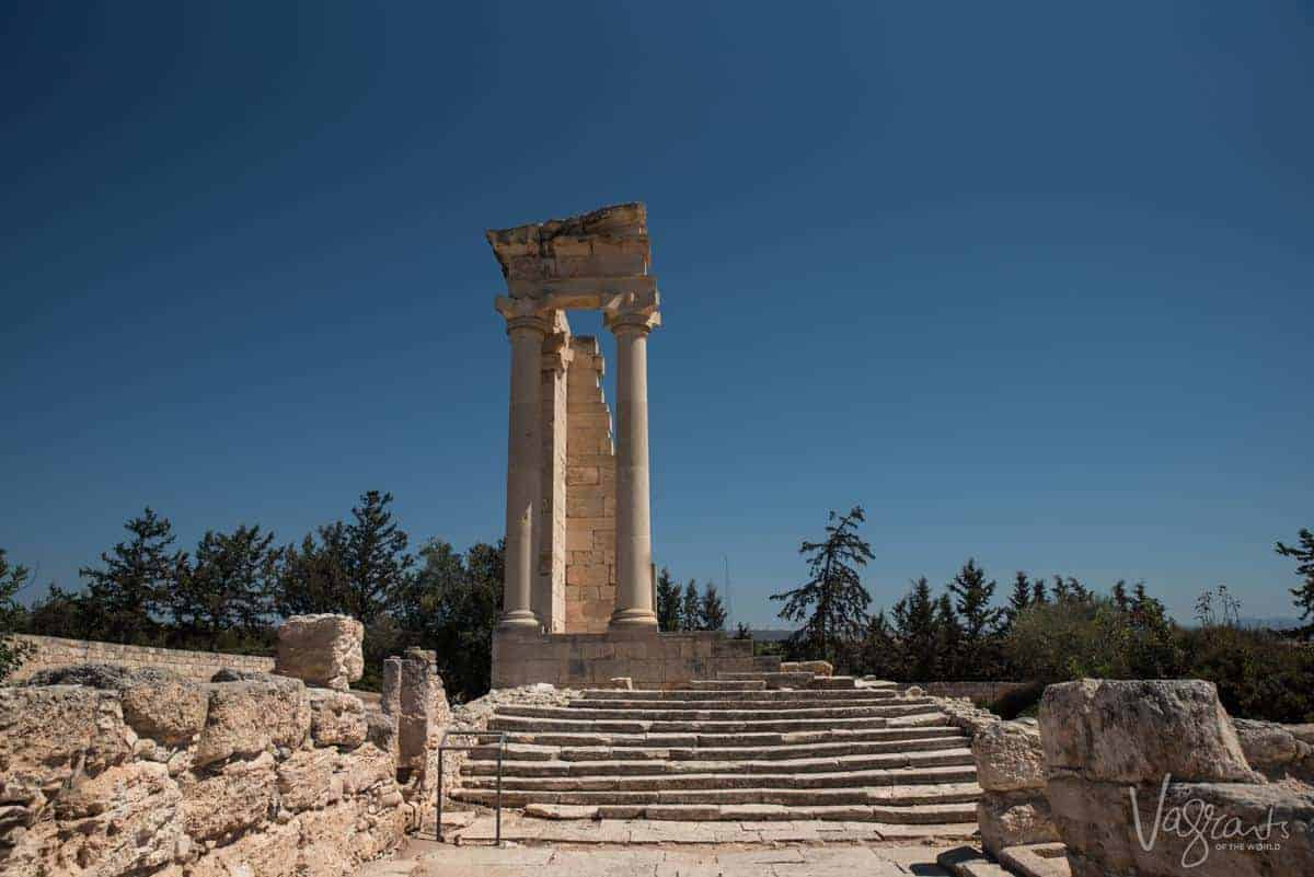 The Best of Cyprus - Sanctuary of Apollo
