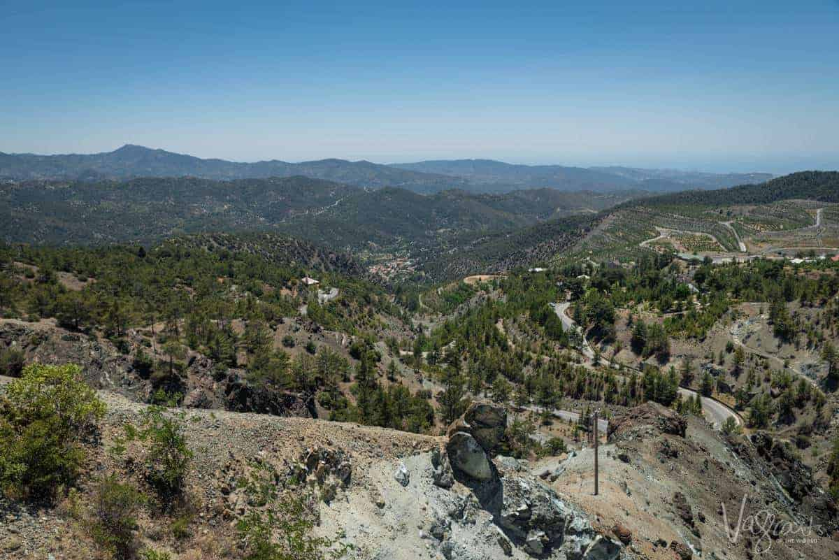 The Best of Cyprus - Troodos Mountains