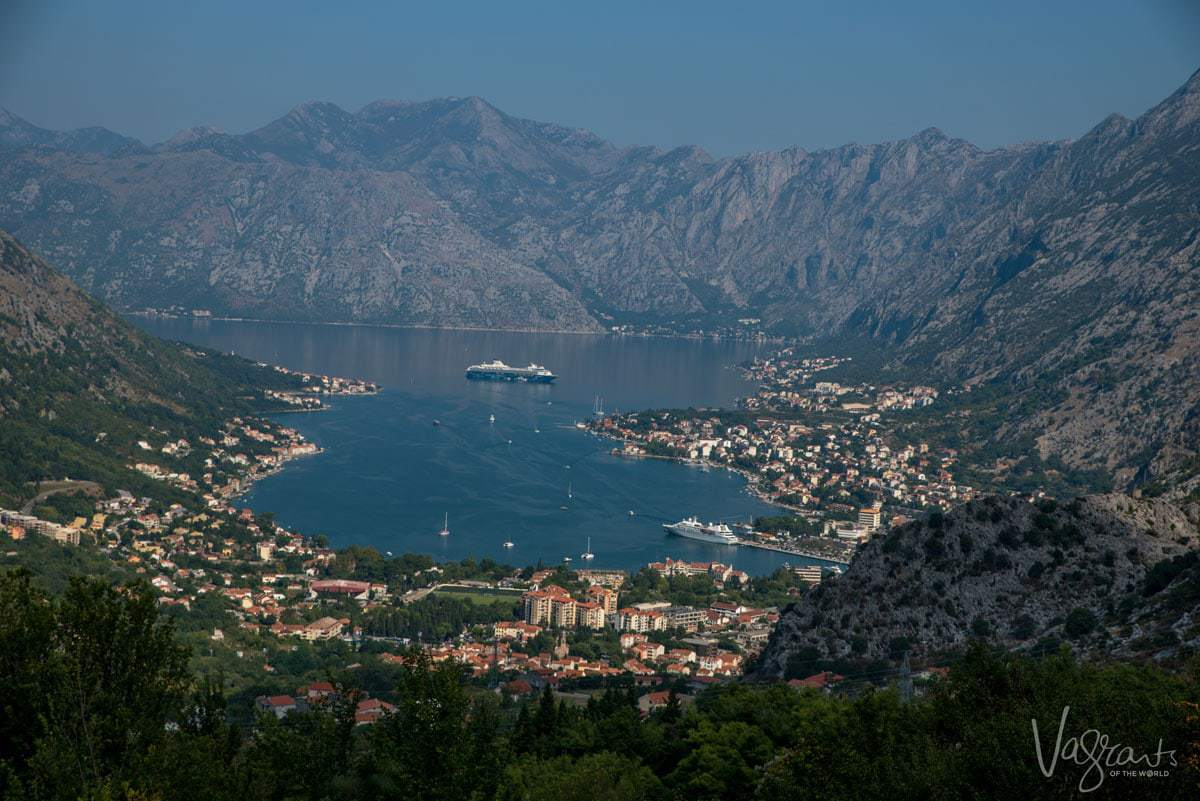 Beautiful Montenegro The Best of The Balkans-Bay of Kotor