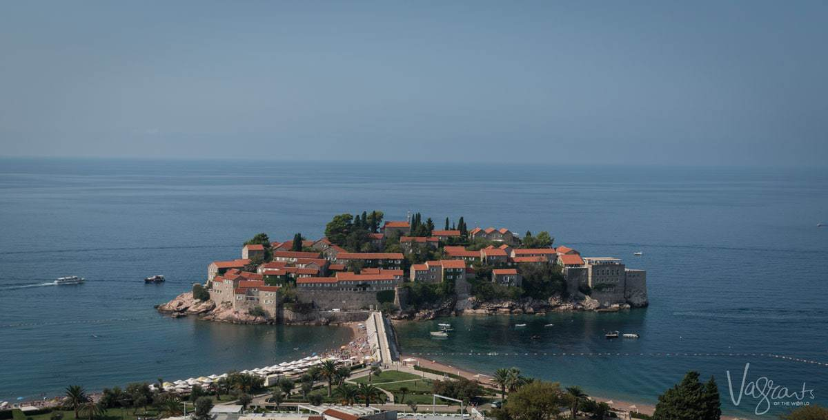 Beautiful Montenegro: The Best of the Balkans- Sveti Stephan