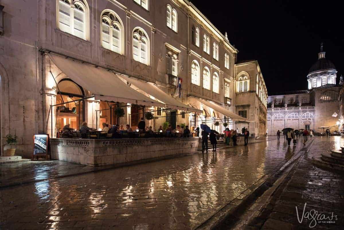 Night photos of Dubrovnik - Best Photography Locations