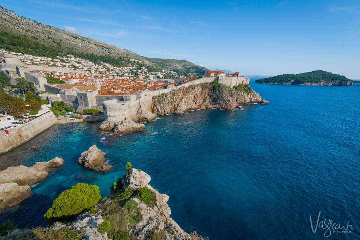 Fort Lovrijeneac The Best Photography Locations Dubrovnik Croatia