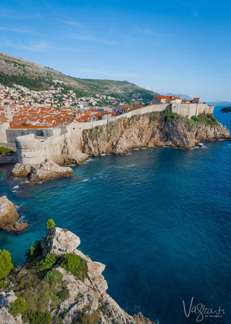 Fort Lovrijenac Best Photo Locations in Dubrovnik
