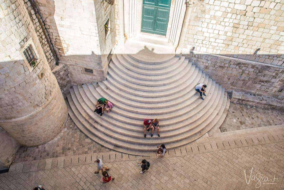 From the Walls of Dubrovnik - Best photography Locations