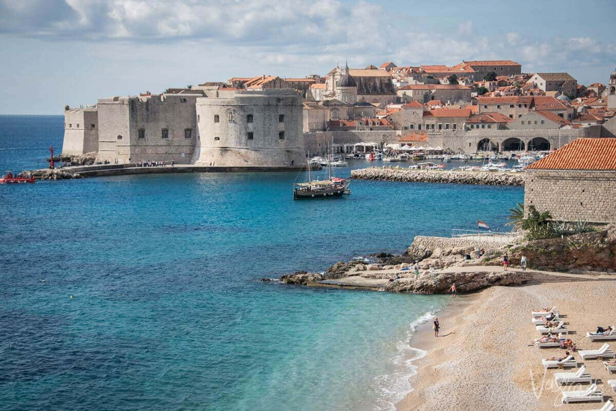 Dubrovnik Old Town Port - Photography Tips