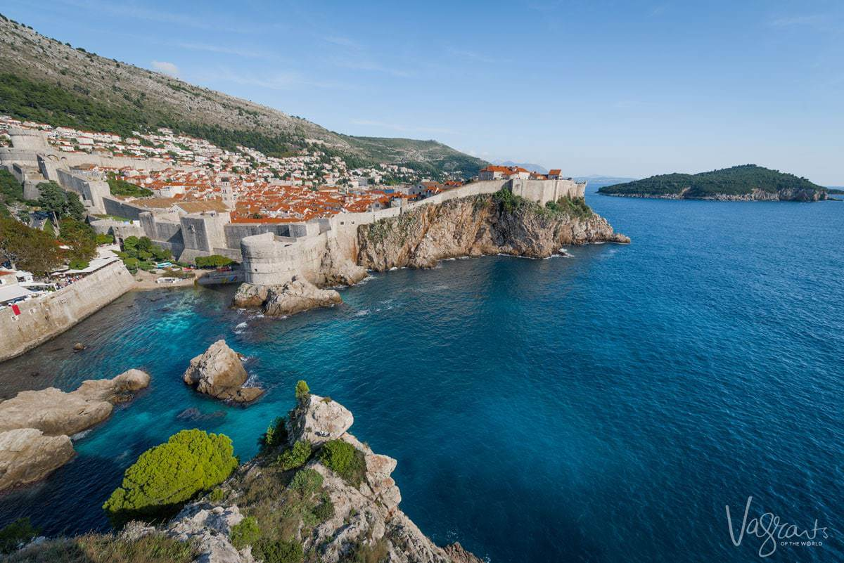 Photos of Dubrovnik Fort Lovrijeneac The Best Photography Locations Dubrovnik Croatia