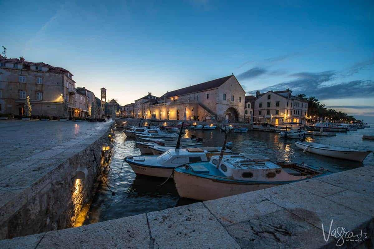 Hvar Island - Croatia Dalmatian Islands