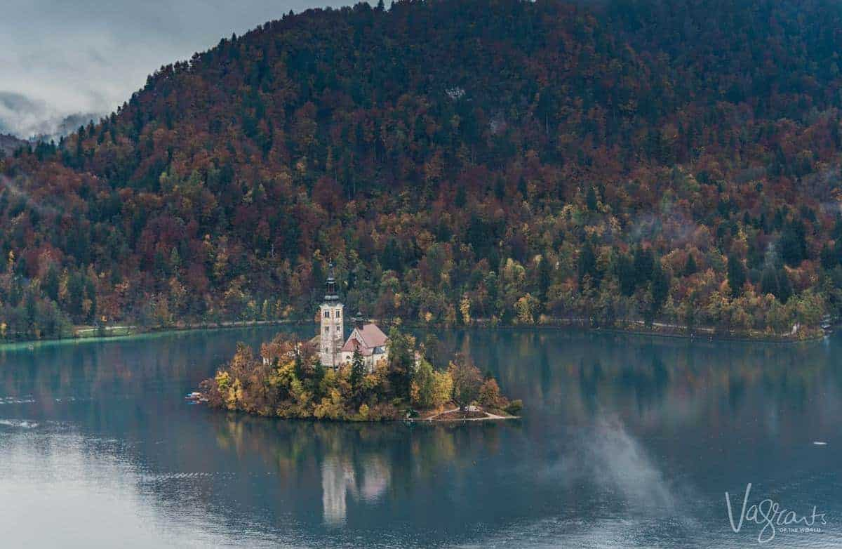 Lake Bled Croatia and Slovenia tours