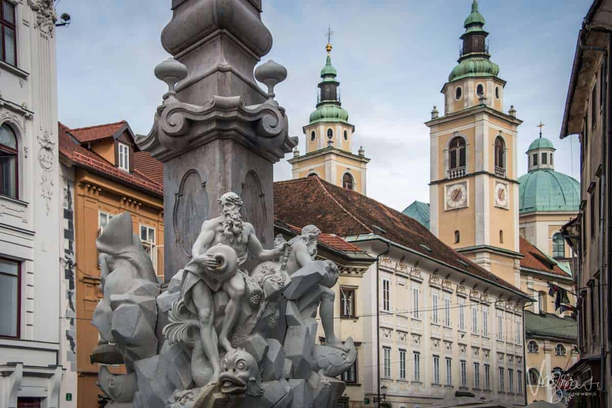Tours to Croatia and Slovenia - Ljubljana