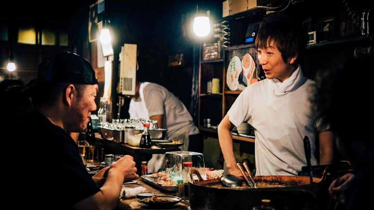 Where to eat in Osaka Japan
