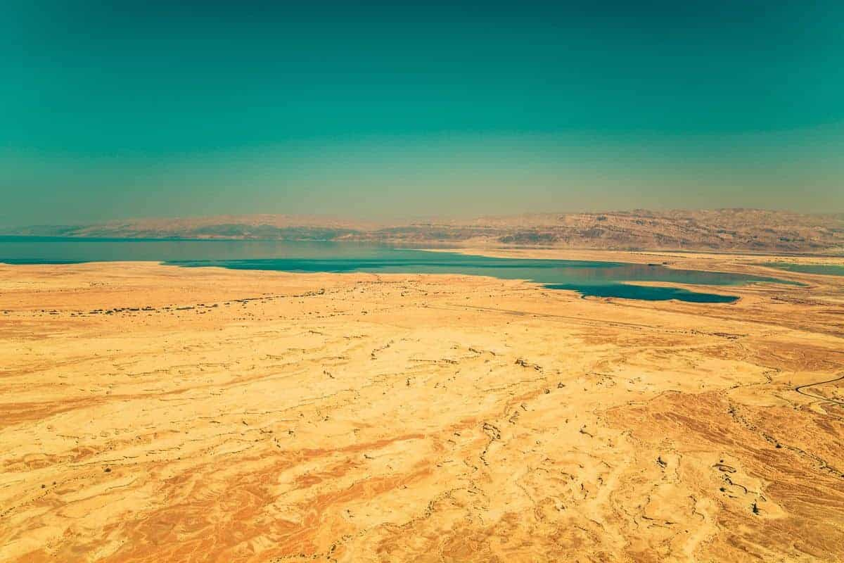 Must See Natural Wonders of The World - The Dead Sea