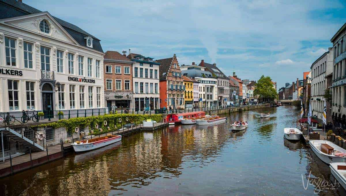 The Best Things to do in Ghent Belgium Vagrants Of The World Travel
