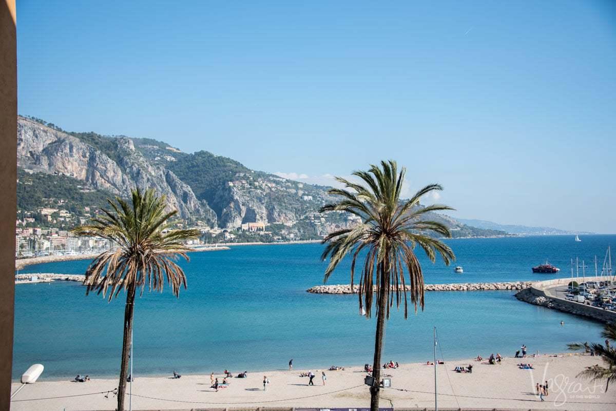 Menton - French Riviera