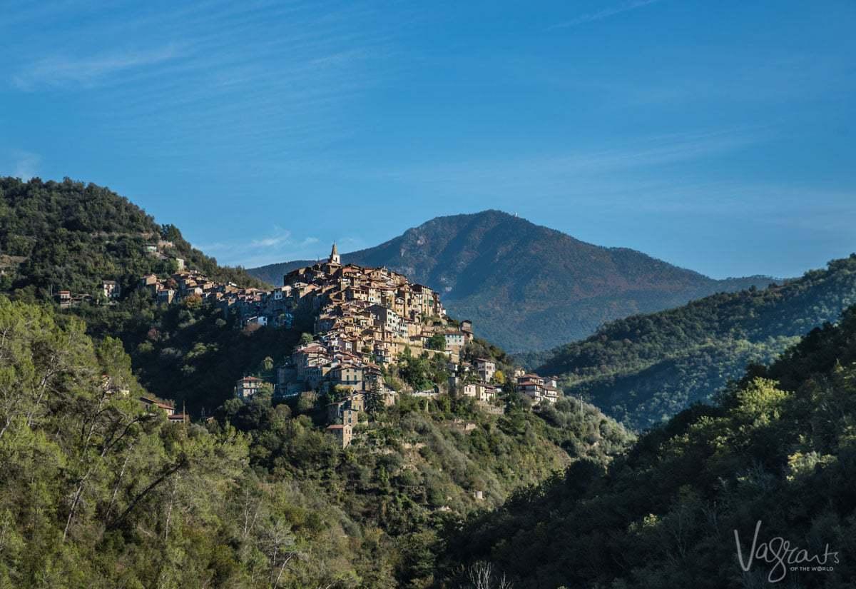 Apricale - Ligura Italy