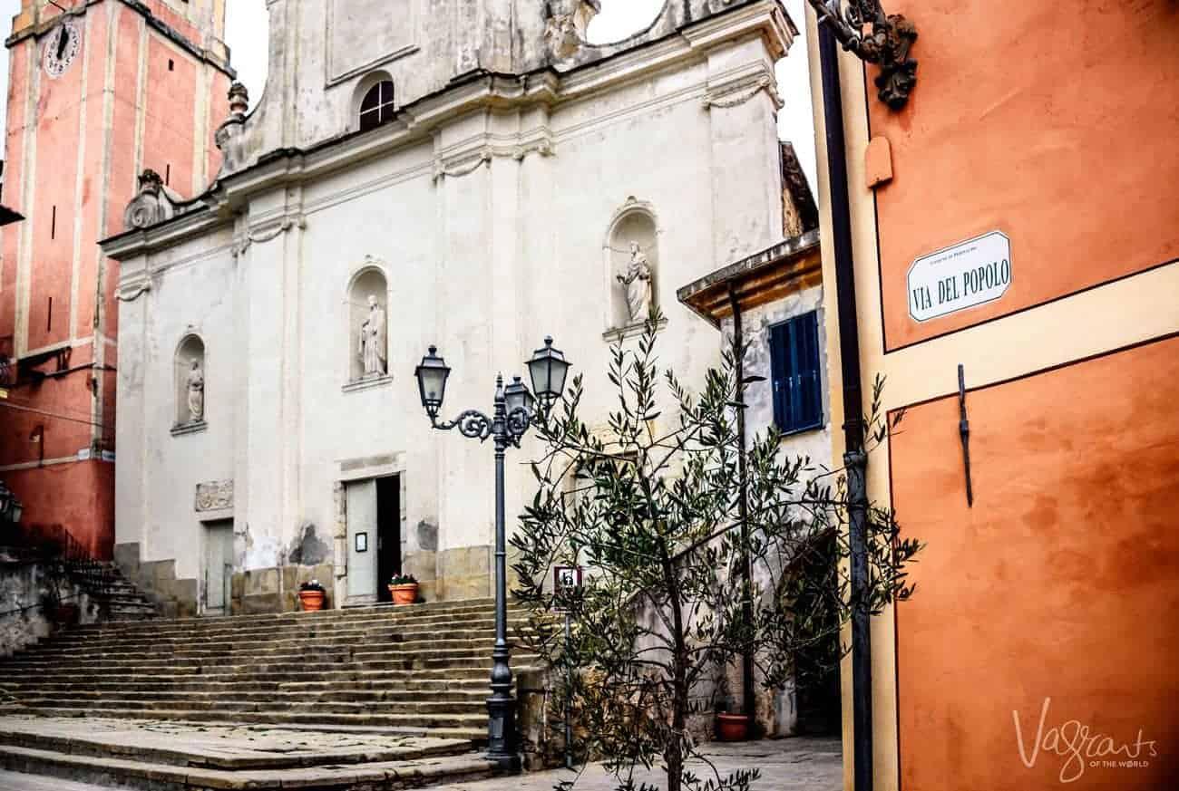 Perinaldo - Liguria Italy