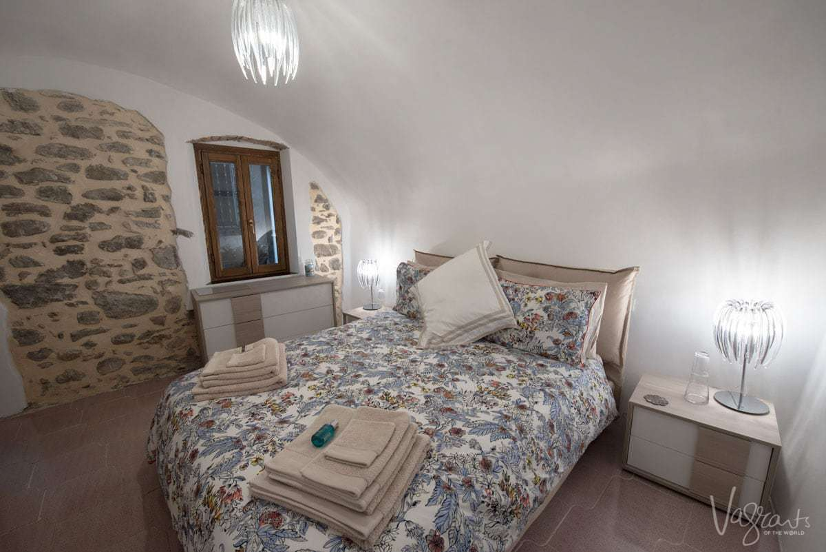 Self catering accommodation Liguria Italy