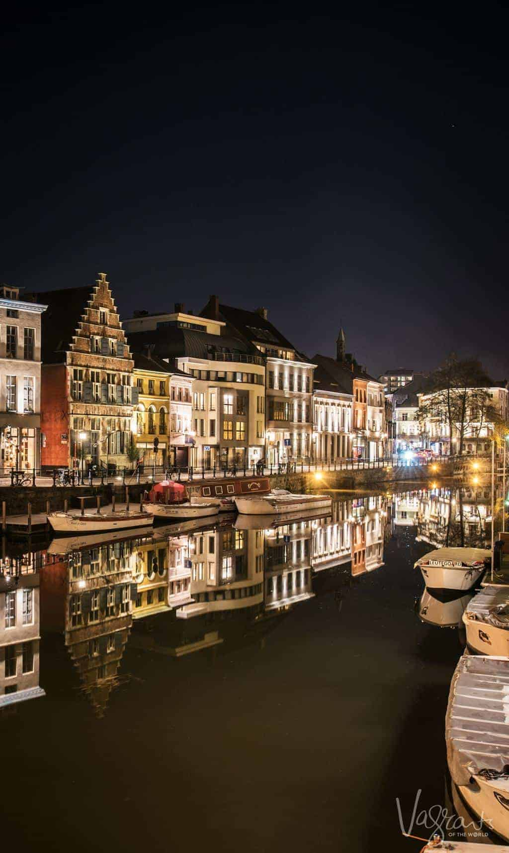 Ghent is shaping up as one of the best places to visit in Belgium