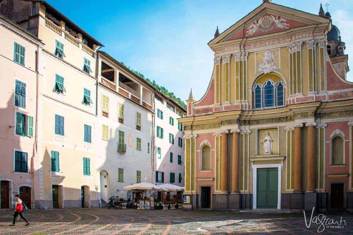 Dolceaqua Liguria Italy