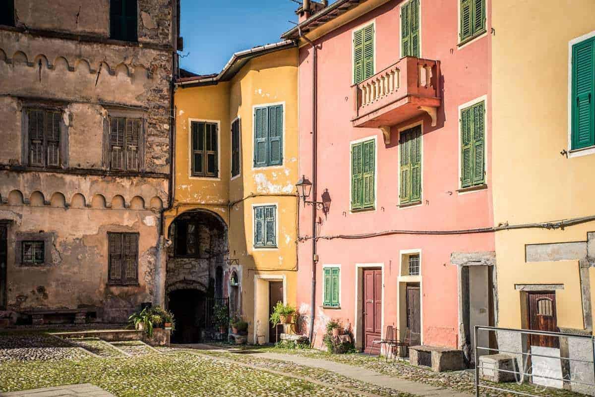 Pigna Liguria Italy