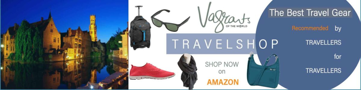 Amazon Travel shop Bruges
