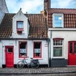 Things to do in Bruges. Stroll the old town.