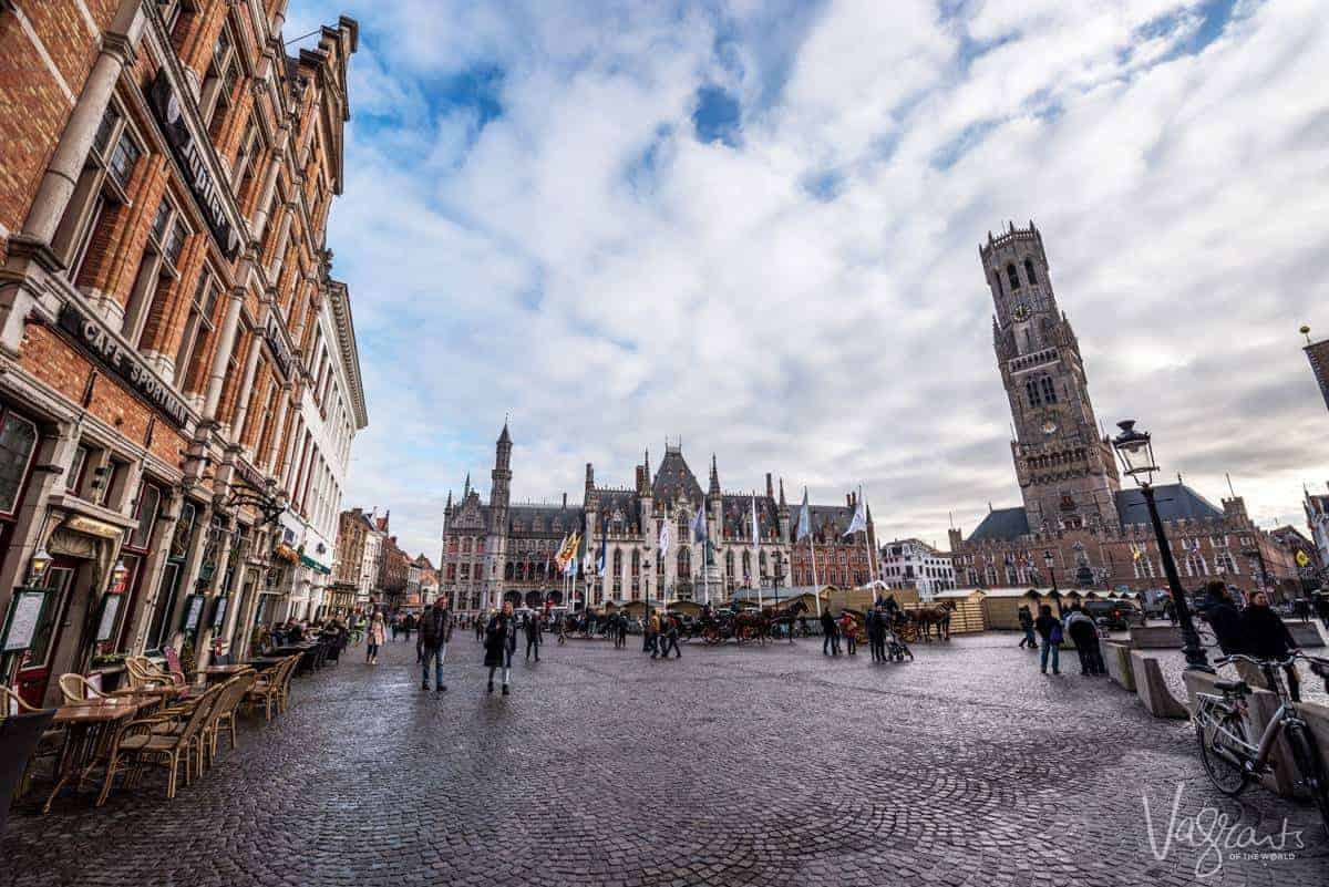 Day trip to Bruges.