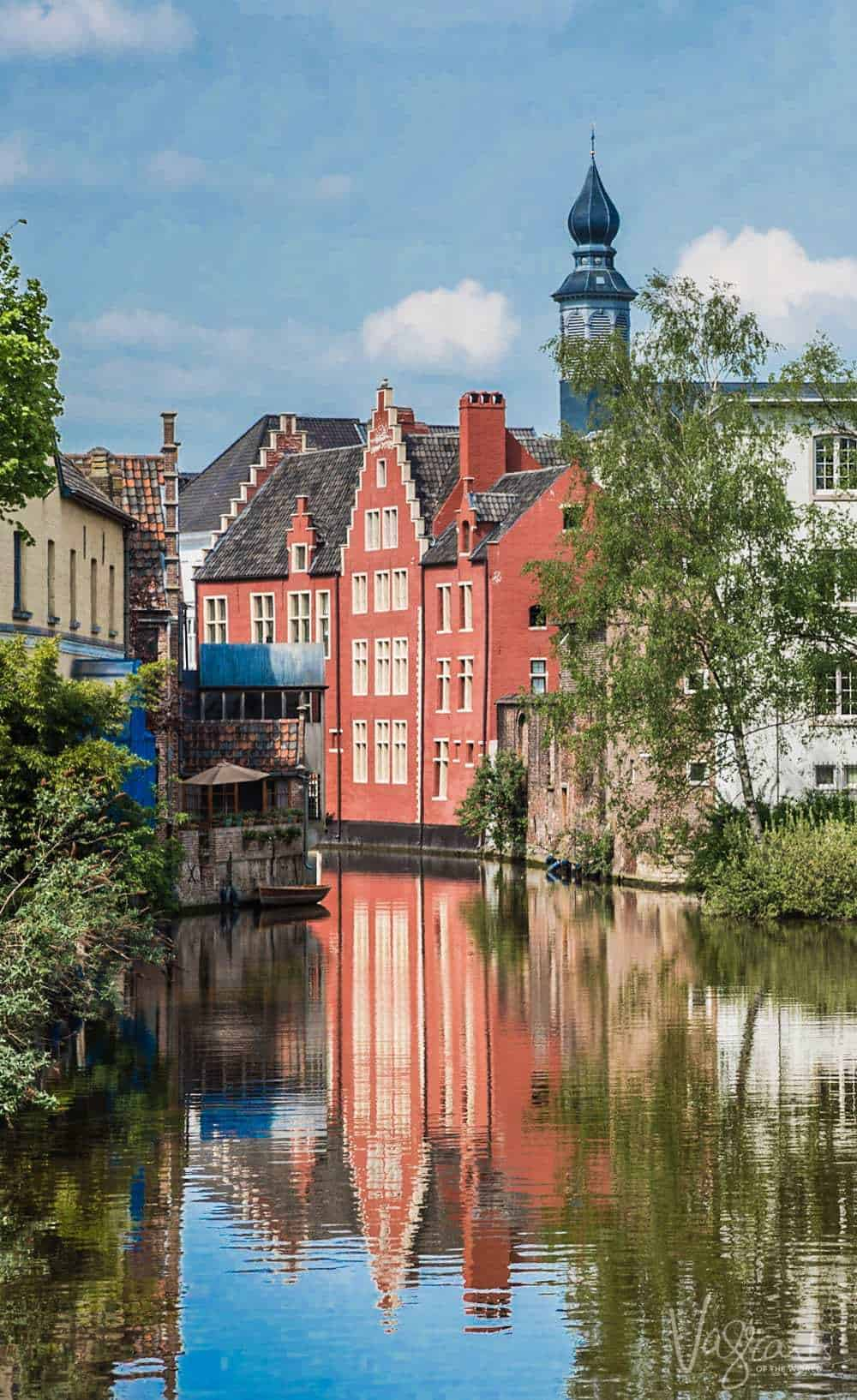 The best of Ghent in 48 hours. This is one of Belgium's most exciting cities.