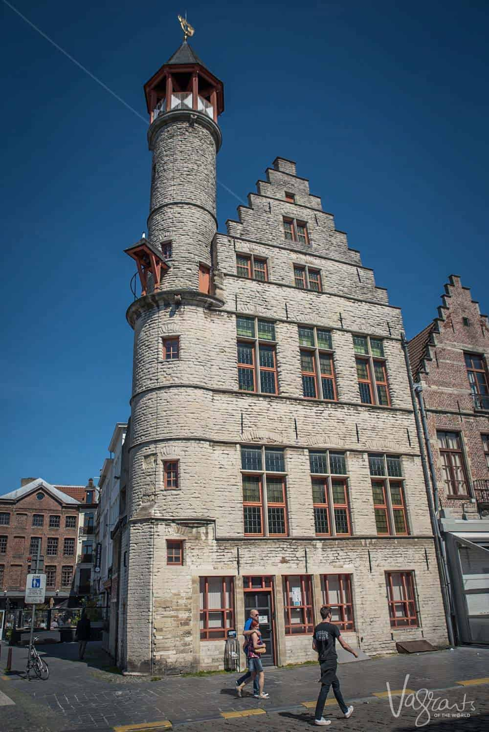 Visit Ghent and you will find a modern town of historic beauty ready to show you a good time.