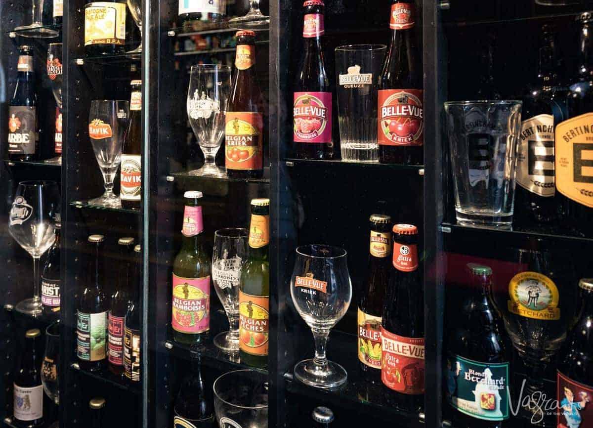 Belgian Beer - Bruges beer tour