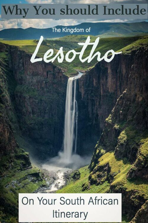 "Visit Lesotho and you will know why this tiny country is called ""Kingdom in the Sky"". Here are the best things to do in Lesotho, Africa's mountain Kingdom. 