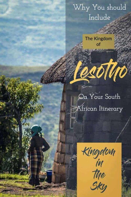 "These are the best things to do in Lesotho, Africa's mountain Kingdom. Visit Lesotho and you will know why this tiny country is called ""Kingdom in the Sky"". 