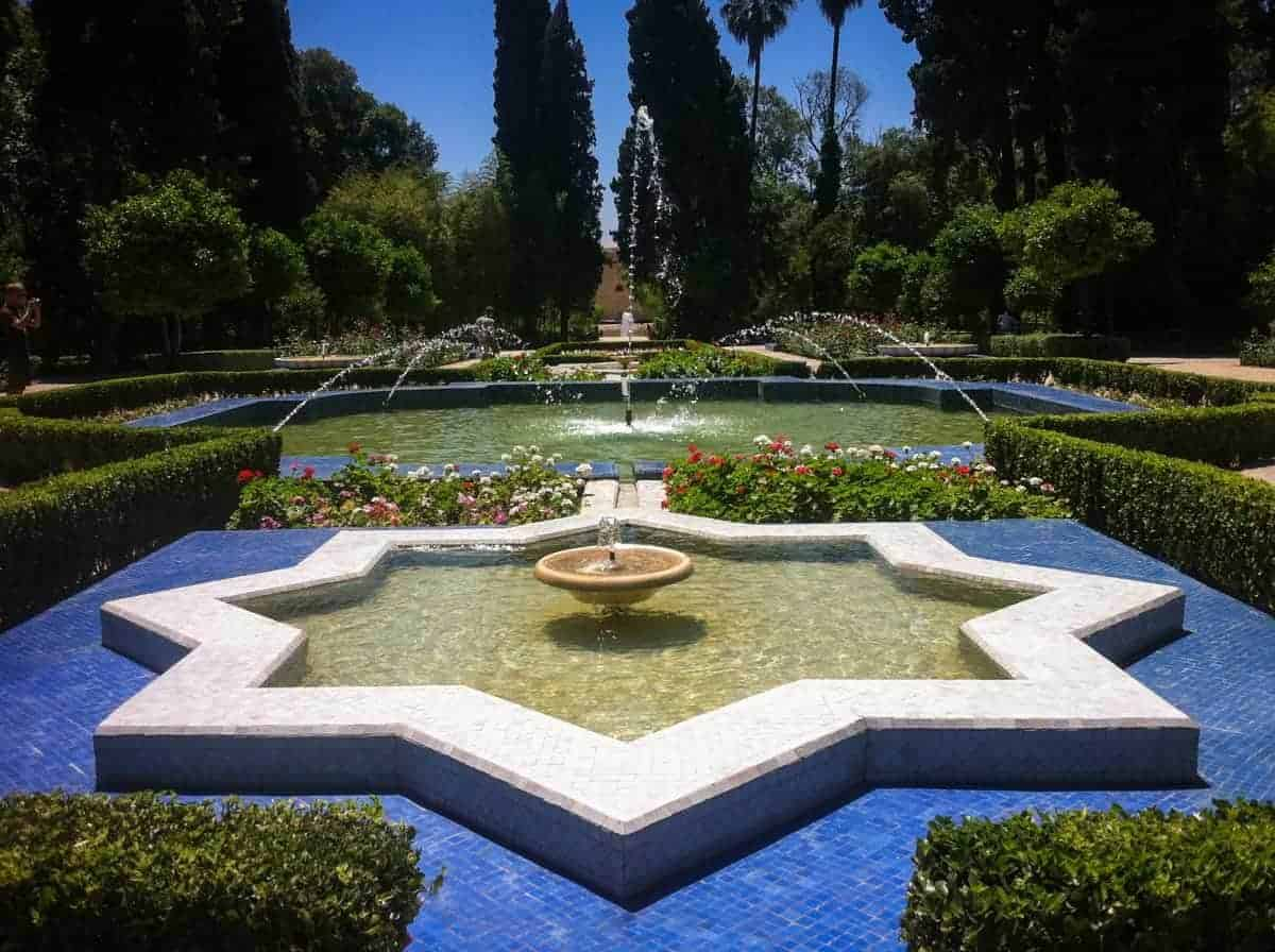 escape the Fez medina for some fresh air and quiet at the Jardin Jnan Sbil gardens
