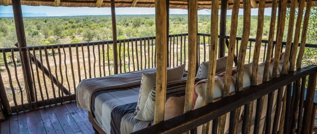 Eco Chic Wildlife Safaris at Africa on Foot.
