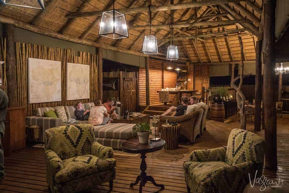 nThambo Tree Camp -South African Safari Lodges
