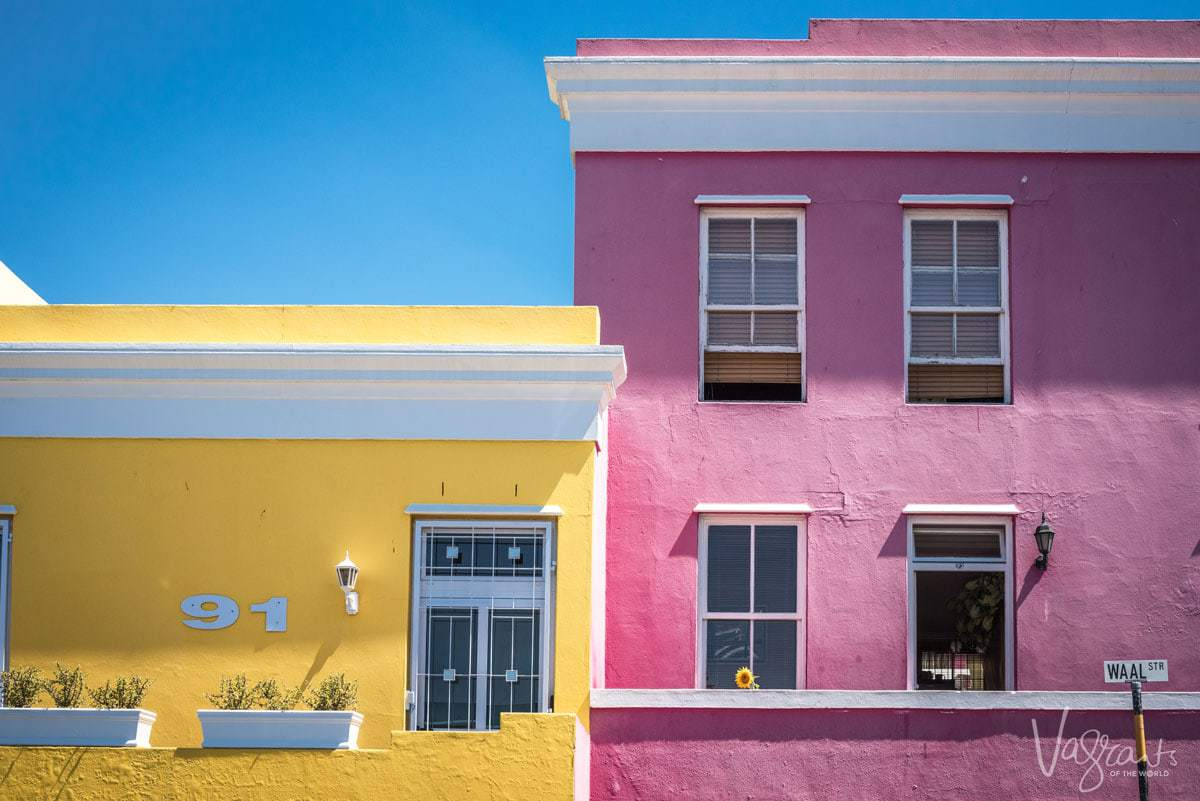 Places to visit in Cape Town - Bo-Kaap District