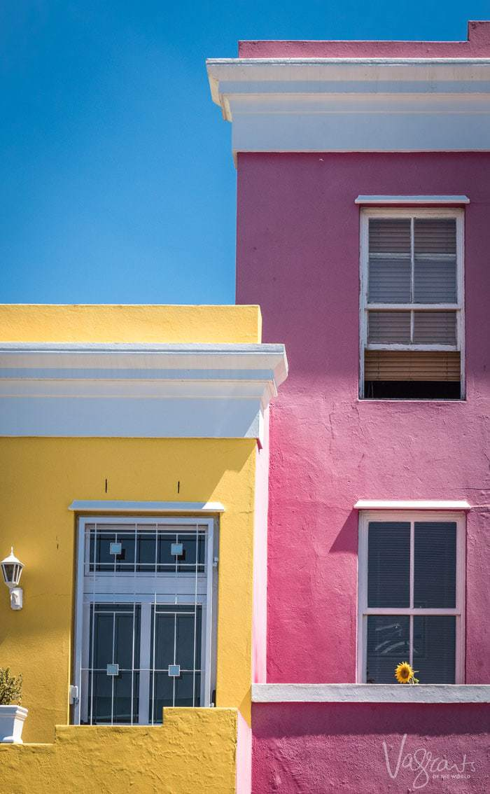 Wondering what to see in Cape Town? Brighten your day at Bo-Kaap