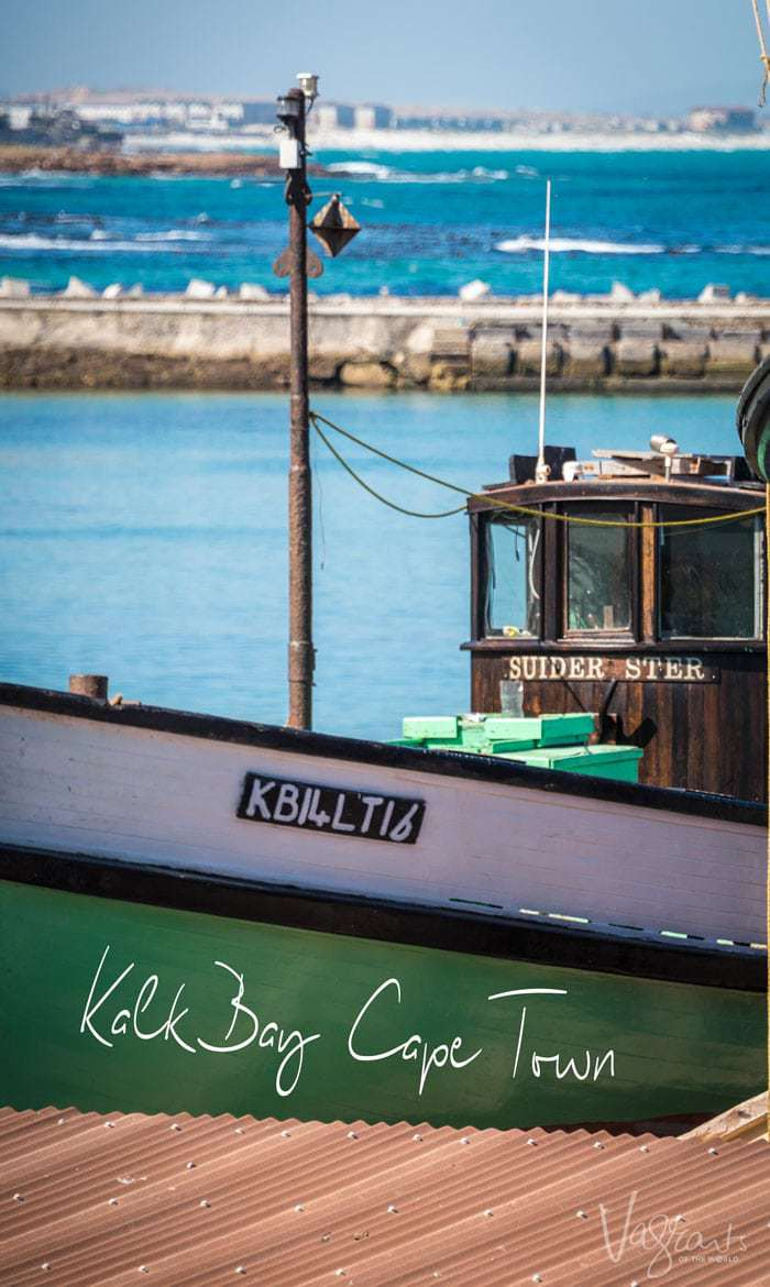Kalk Bay - Just one of the beautiful places in Cape Town