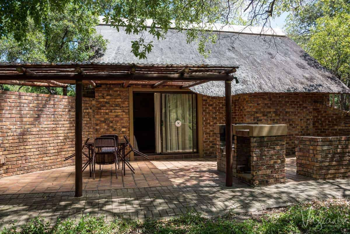 Kruger Park Accommodation - Cottage