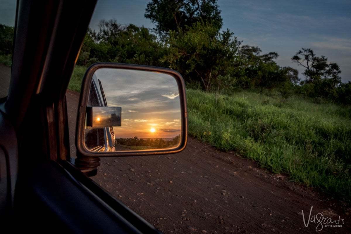 Self drive safari