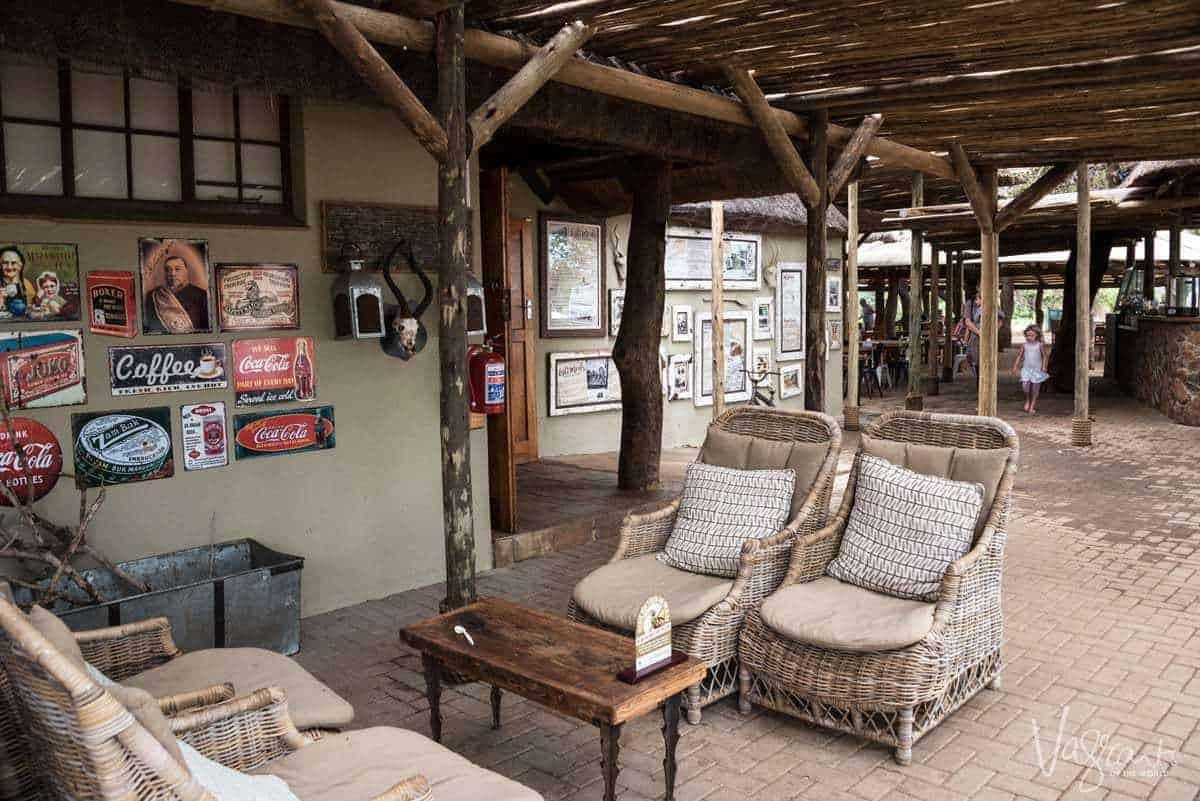 Tshokwane Traders Rest Self Drive Safari Kruger