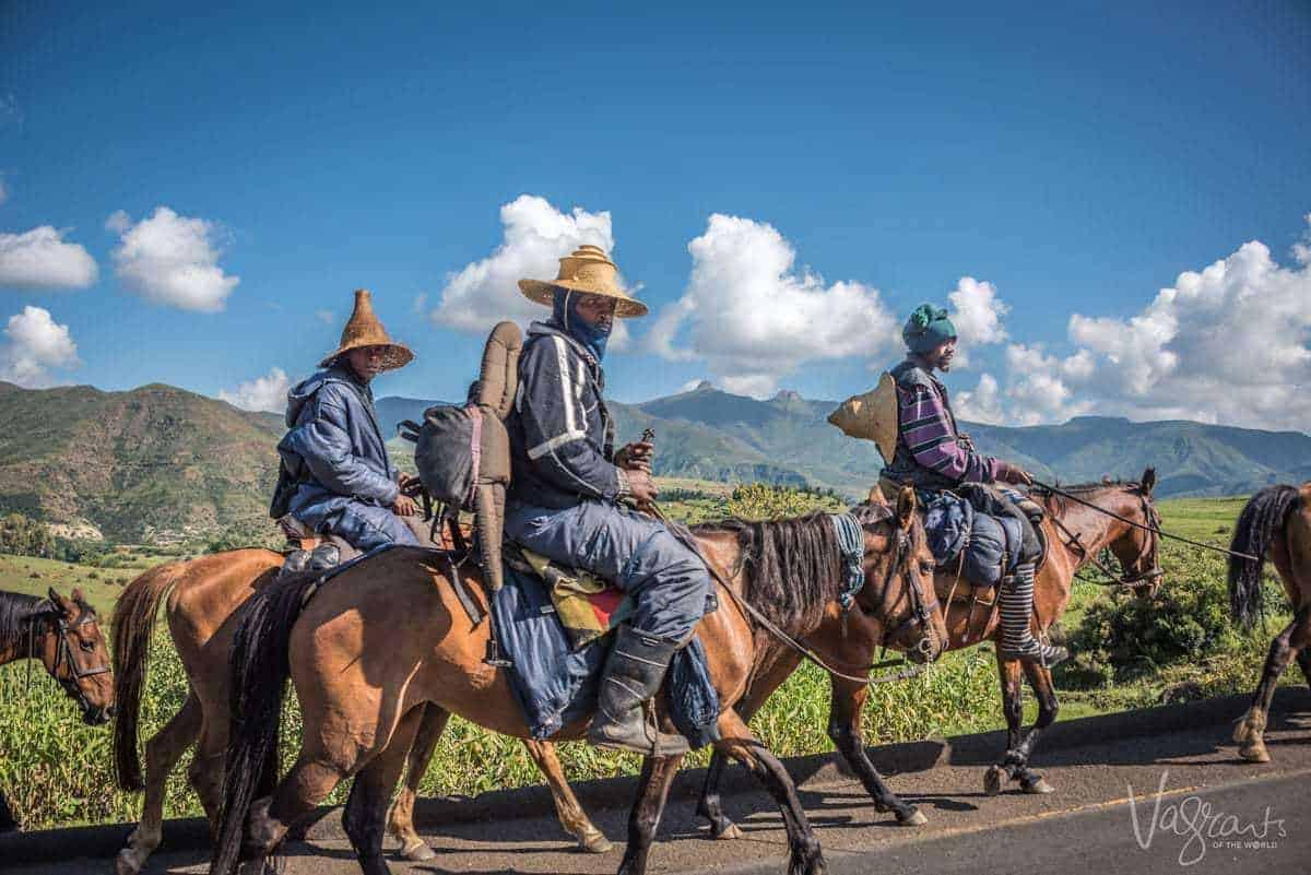 Visit Lesotho - Horsemen of Lesotho