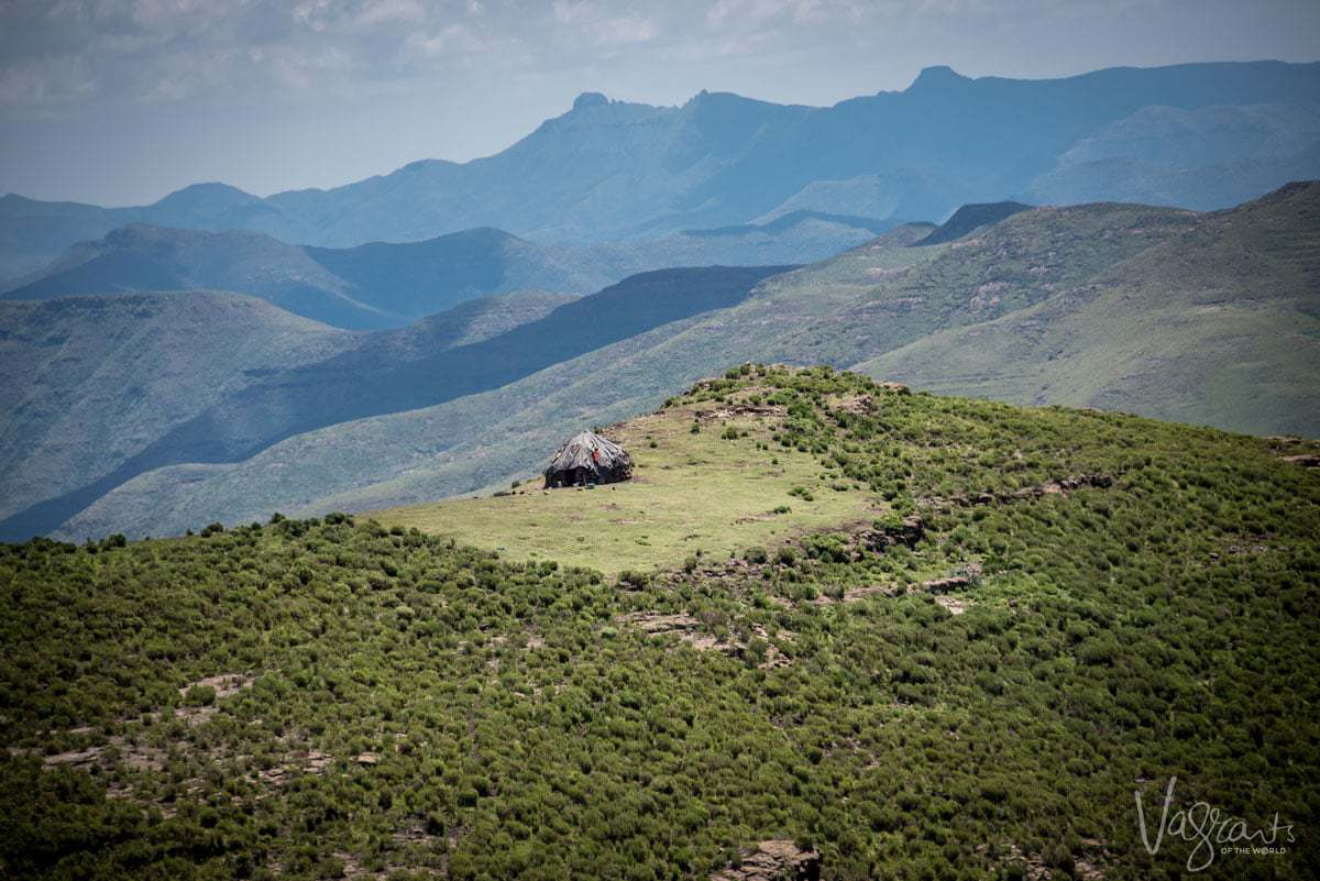 Mountains of Lesotho