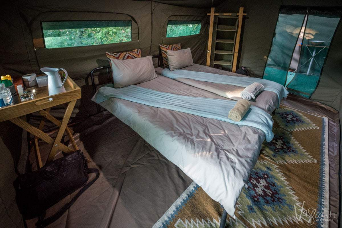 Okavango Delta Accommodation - Xobega Island Camp