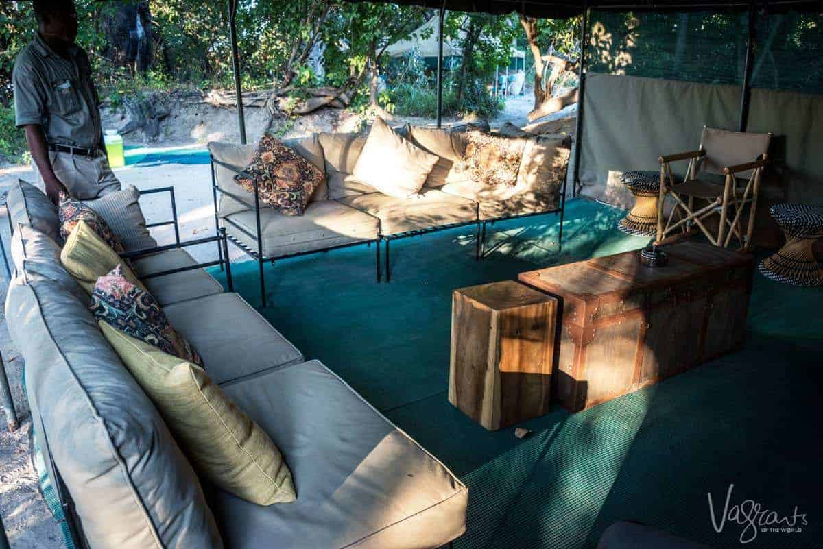 Okavango Delta Accommodation - Xobega Island Camp