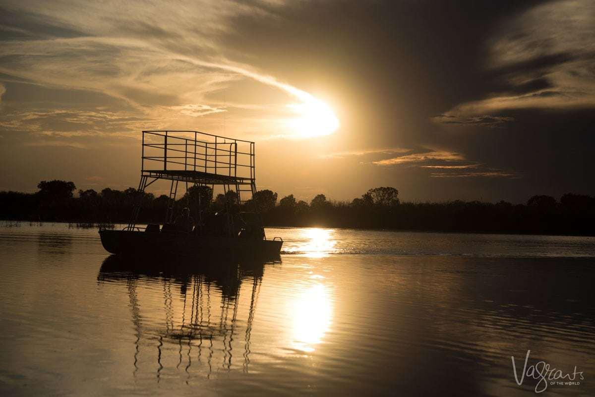 Okavango Delta Tours - Sunset cruises