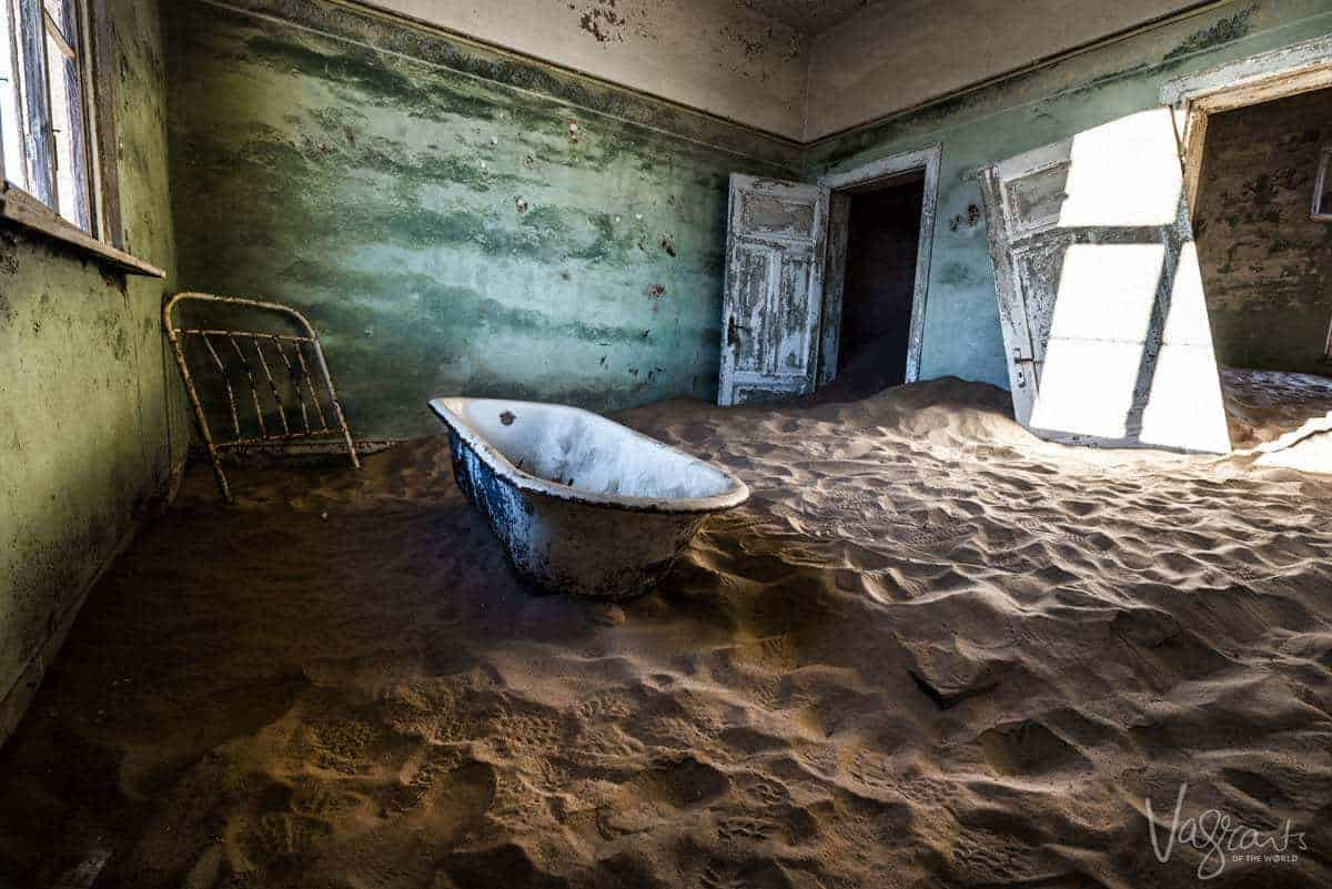 Best Small Towns To Visit Visiting Kolmanskop Ghost Town Namibia With Photography