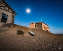 Kolmanskop Ghost Town Namibia. [A Photographers Guide.]