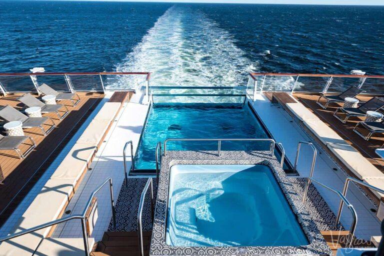 Viking Ocean Cruises - Viking Sea Infinity Pool