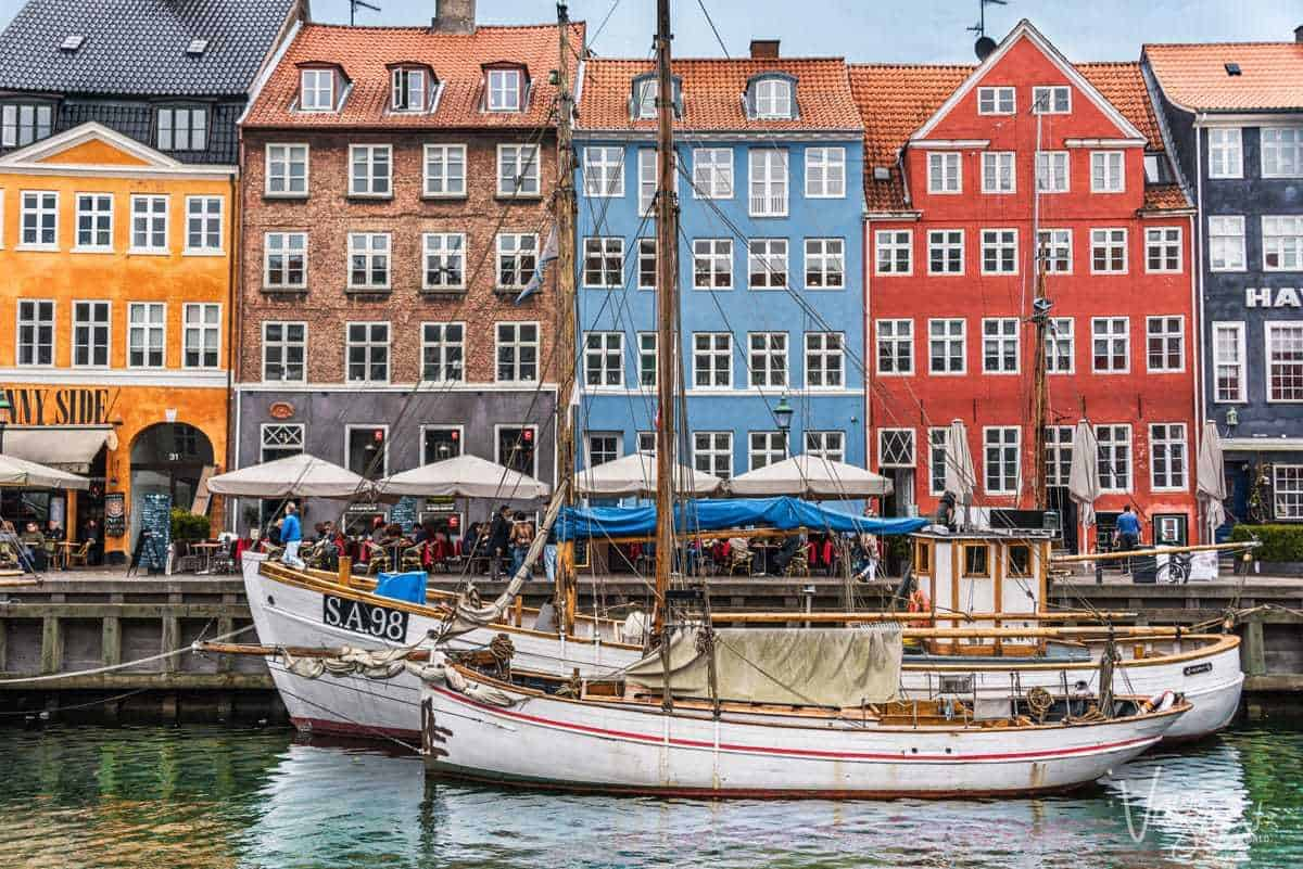 Viking Homelands Cruise- Copenhagen