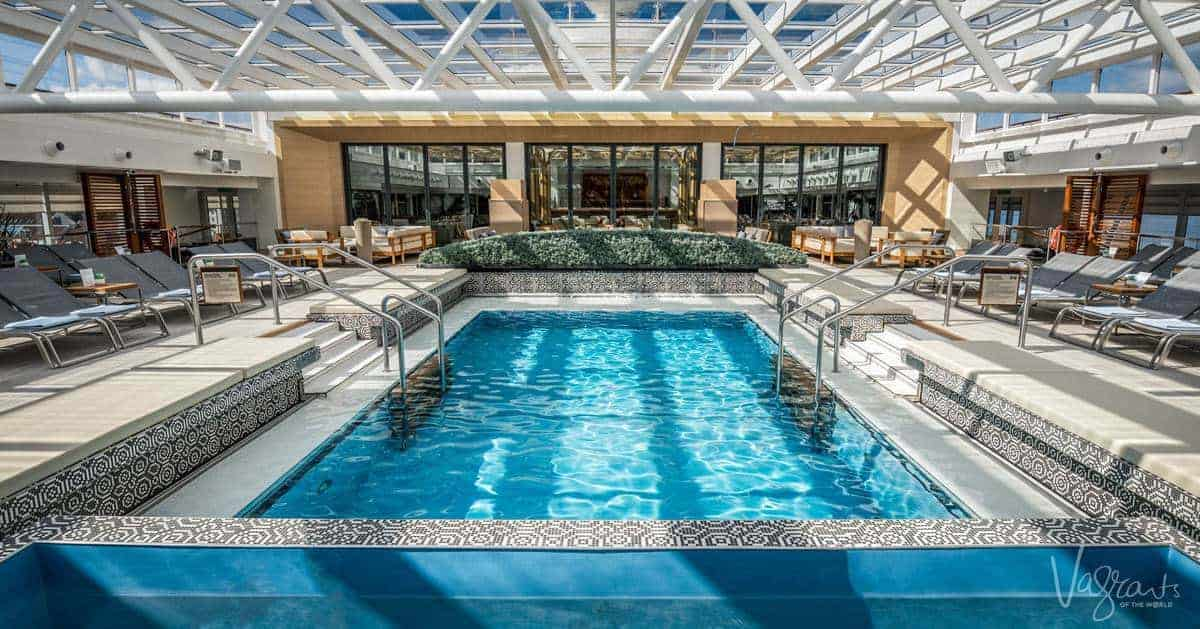 Viking Ocean Cruises - Viking Sea Pool